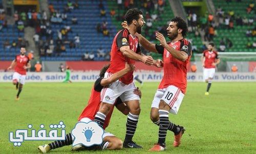 موعد مباراة مصر واوغندا القادمة يوم 31 أغسطس 2017 في تصفيات كأس العالم
