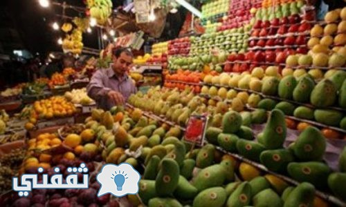 انخفاض أسعار الفاكهة وخصيصاً المانجو تصل إلي 4 جنيهات في هذا السوق