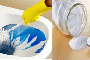 حيلة ذكية لتنظيف وتلميع الحمام والأحواض في ثواني معدودة وبدون مجهود