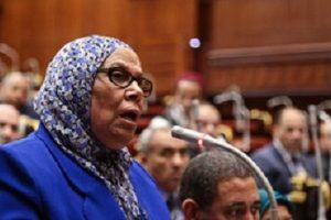 بالفيديو نائبة فى البرلمان تصرح تطليق المرأة لنفسها لا يتناقض مع الشريعة