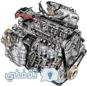 تعرف على السيارات 2- مكونات و أجزاء المحرك