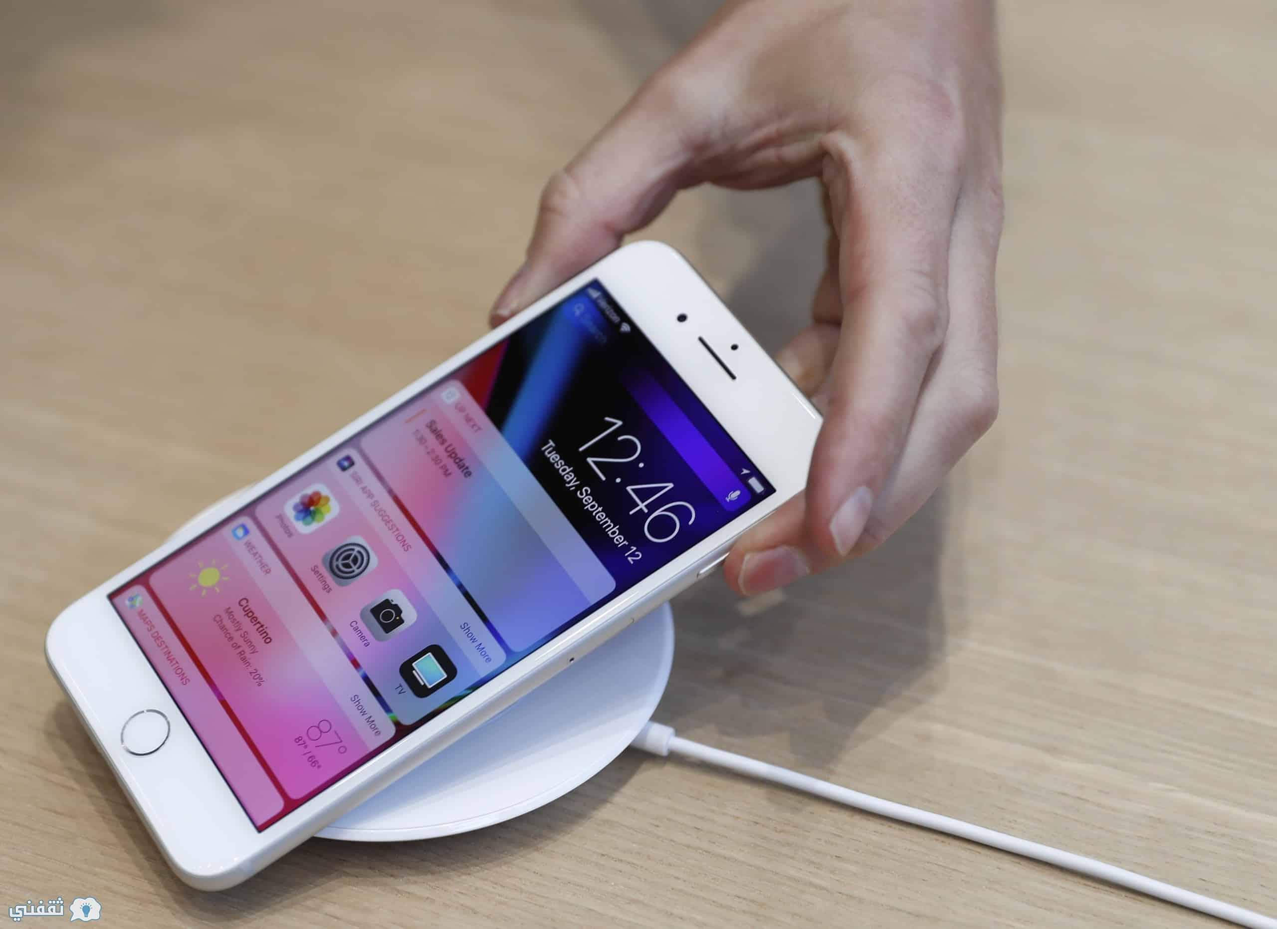 سعر أيفون 8 iPhone وأيفون 8 بلس ومميزاتهم