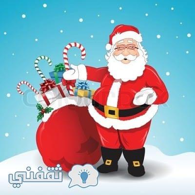 اكتب اسمك على بابا نويل 2018 : تعرف على طريقة كتابة الأسماء على الصور بابا نويل بمناسبة الكريسماس