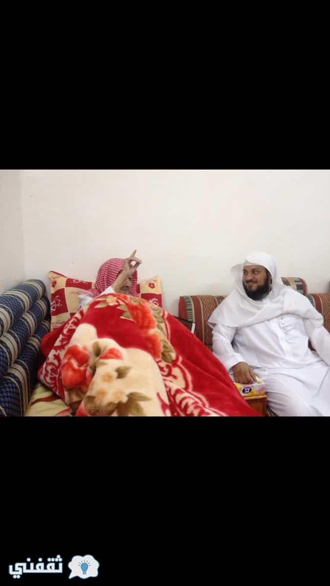 """3 - وفاة الشيخ """"العلكمي"""" أكبر معمر سعودي في المملكة عن عمر يناهز 140 عاما"""