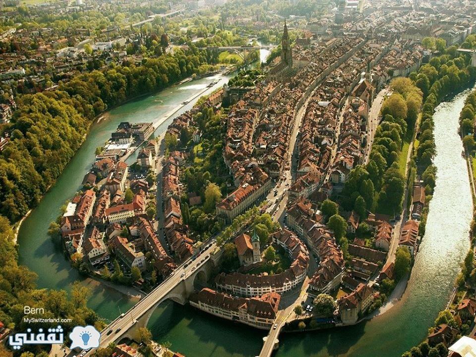 صور مناظر طبيعية في سويسرا بلد السحر والجمال