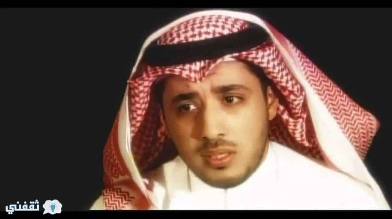 المنشد الكويتي مشاري العرادة في ذمة الله اثر حادث سير بالمملكة العربية السعودية