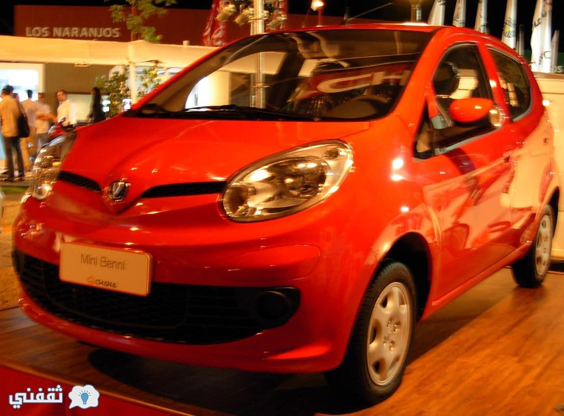 تعرف على أرخص سيارة في مصر لعام 2018 بسعر 123 ألف جنيه
