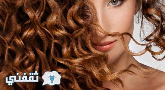 كريم منزلي بمكونات طبيعية لعمل الشعر الكيرلي بشكل مميز وجذاب وفي دقائق معدودة