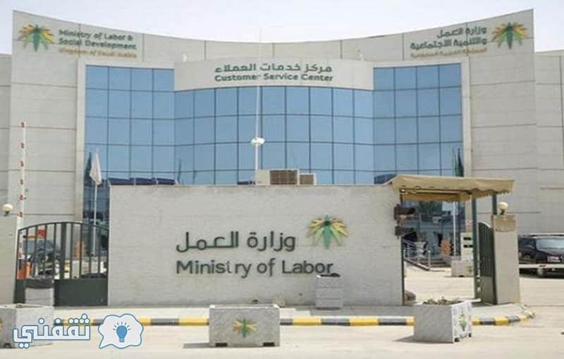 حاسبة المقابل المالي لاحتساب رسوم العمالة الوافدة عبر رابط بوابة الخدمات الالكترونية لوزارة العمل السعودية ثقفني