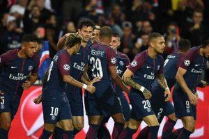 الدورى الفرنسى: فوز باريس سان جيرمان على مارسيليا بثلاثية قاسية