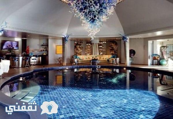 صور قصر طليقة الملياردير السعودي وليد الجفالي صاحبة أغلى طلاق في بريطانيا والمباع بسعر خيالي1