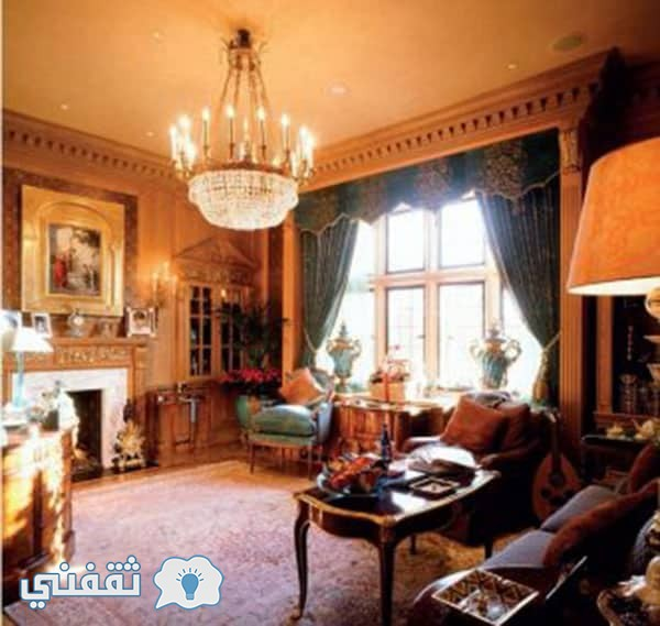 صور قصر طليقة الملياردير السعودي وليد الجفالي صاحبة أغلى طلاق في بريطانيا والمباع بسعر خيالي3