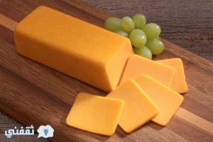 طريقة عمل الجبنة الشيدر في المنزل والطعم يجنن