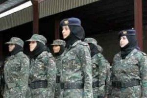 وظائف الأمن العام للنساء 1439 توظيف النساء الحاصلين على الثانوية العامة بالأمن برتبة جندى