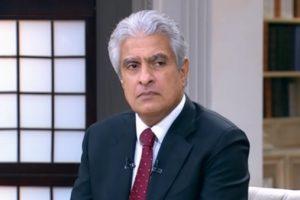 الموت يفجع الإعلامي وائل الإبراشي منذ قليل