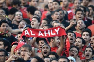 النادي الأهلي يصدر بيان رسمي بعد خلافات الجماهير مع رجال الأمن في الاستاد