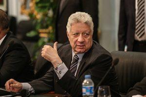 مرتضى منصور يهاجم الأهلي و يصف بيان النادي بأنه عبيط