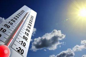 موجه حارة تضرب البلاد لعدة أيام والذروة تصل إلى 31 درجة مئوية، وبيان بدرجات الحرارة المتوقعة اليوم