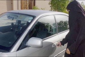 المرور عقوبات فورية للقيادة النسائية قبل يوم الأحد