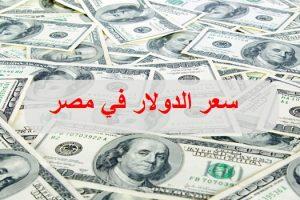 سعر الدولار في مصر اليوم الخميس 5/7/2018 في السوق السوداء والبنوك المصرية
