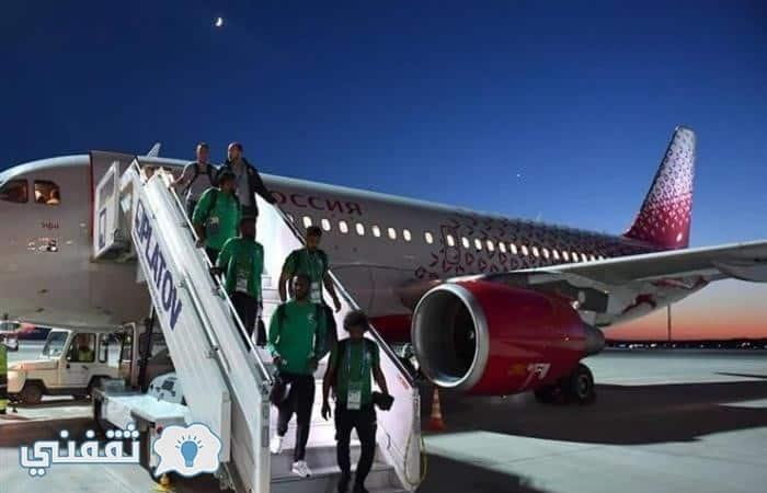 سبب اشتعال طائرة المنتخب السعودي توضحها شركة طيران روسيا