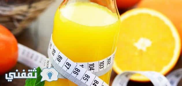 نصائح لخسارة الوزن في إسبوع