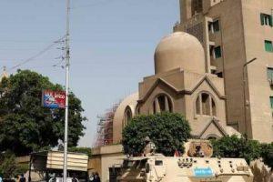 """قوات الأمن تتمكن من إحباط محاولة تفجير """"كنيسة العذراء"""" في مسطرد"""