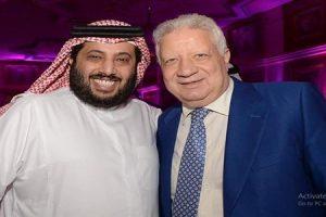 تركي آل شيخ يعلن دعمه لمرتضي منصور…والرد في 6 أكتوبر