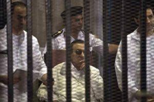 مبارك يصر على التصالح مع الحكومة المصرية والقضاء تأييد حكم حبسه 3 سنوات