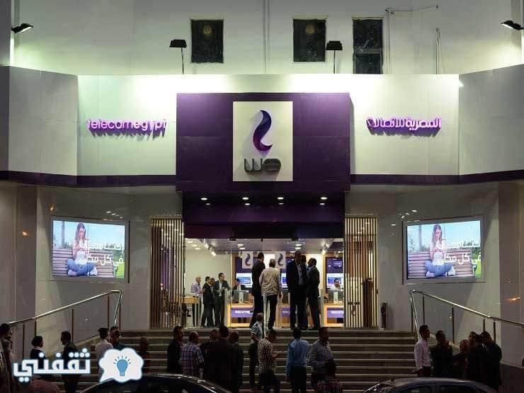 الاستعلام عن فاتورة التليفون الأرضي من خلال الموقع الإلكتروني لشركة المصرية للاتصالات