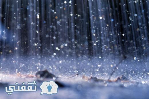 أفضل الأدعية المُستجابة عند نزول المطر