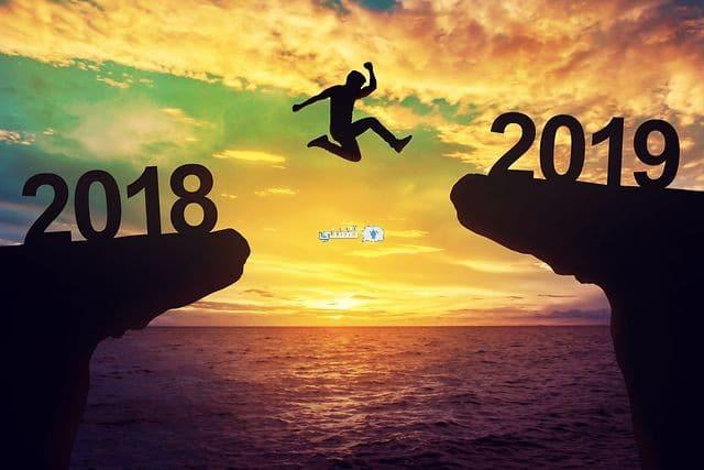 أجمل صور تهنئة العام الجديد 2019
