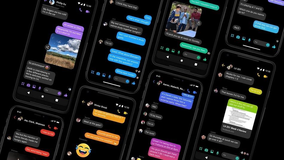 Dark-Mode-Facebook-Messenger