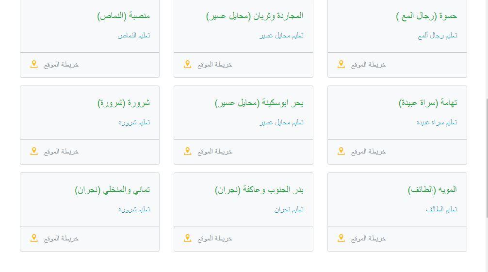 نتائج جدارة الوظائف التعليمية 1440 1441 أسماء المرشحين والمرشحات
