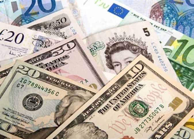 آخر أخبار أسعار العملات الأجنبية