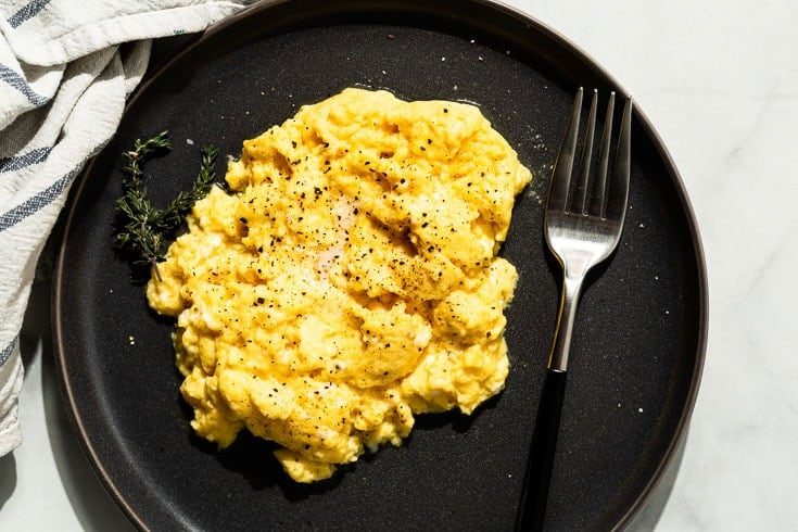 البيض للحمل