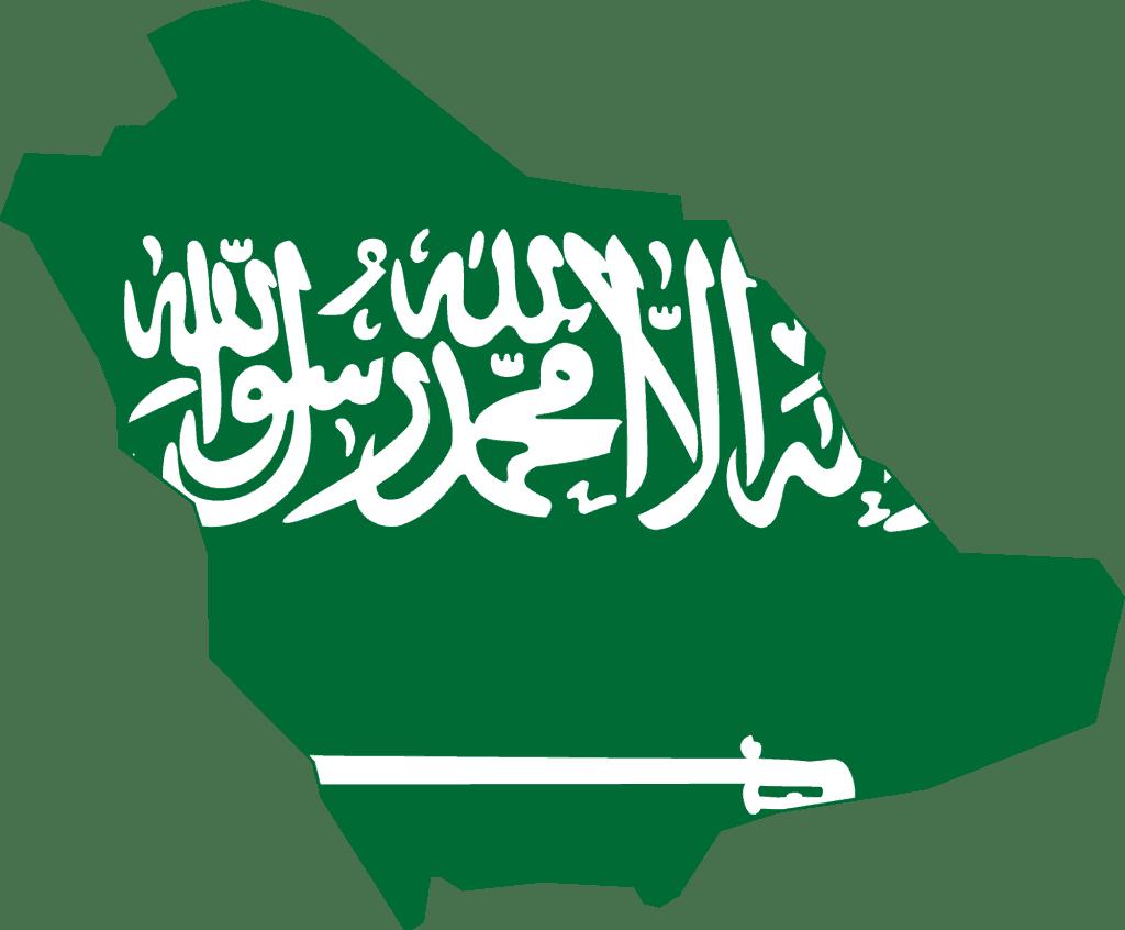 شكل المملكة العربية السعودية