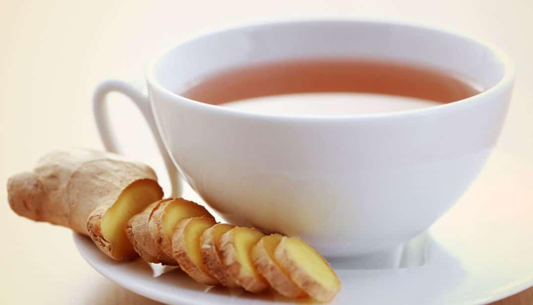 شاي الجنزبيل لخسارة الوزن