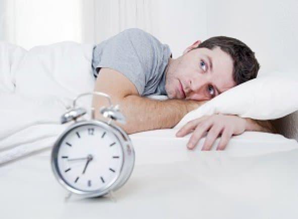 الأرق وصعوبة النوم