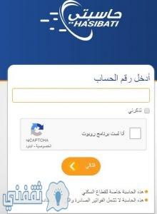 الاستعلام عن فاتورة الكهرباء الشركة السعودية