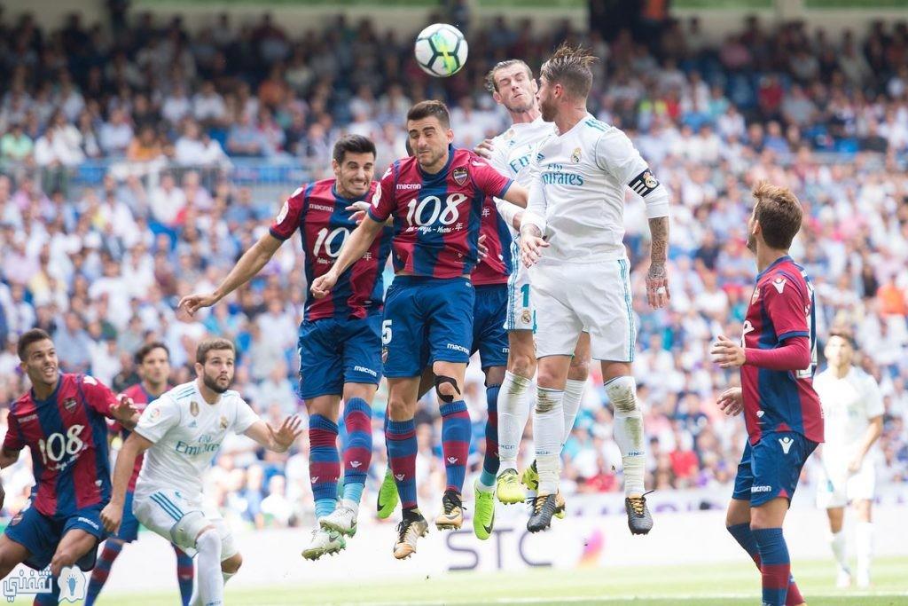 موعد مباراة ريال مدريد ضد ليفانتي