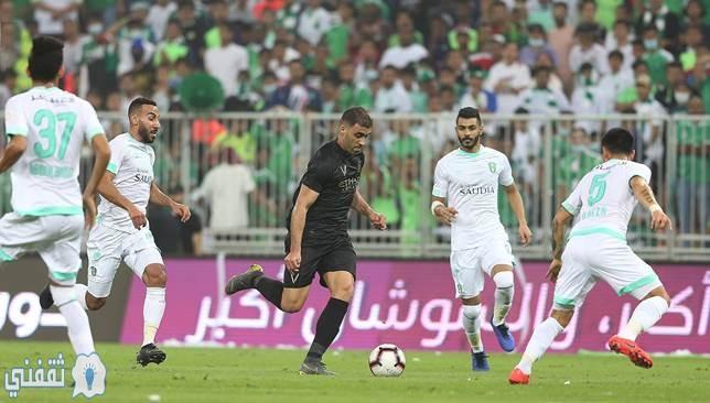 موعد مباراة الأهلي والنصر في الدوري السعودي