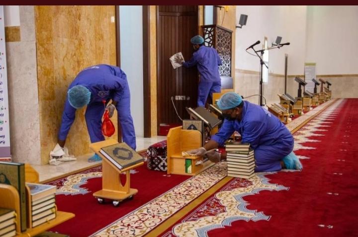10 شروط للصلاة في المساجد في السعودية بعد قرار إعادة فتح المساجد..تعرف عليها