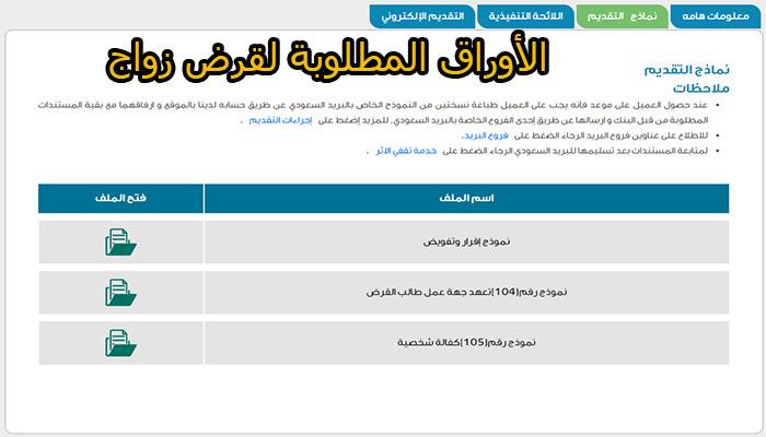 قرض زواج بنك التنمية الاجتماعية الشروط و خطوات التسجيل 1441 هـ ثقفني