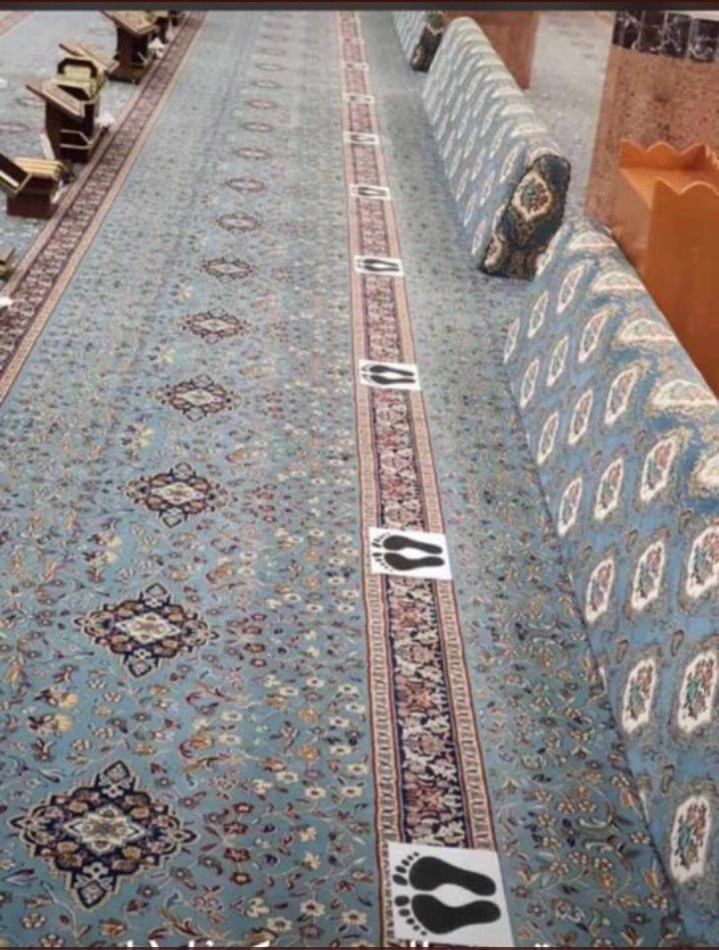 السعودية تحدد أهم شروط الصلاة فى المساجد اعتباراً من 8 شوال 1441ه