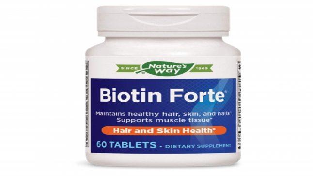أفضل فيتامينات للشعر و الأظافر من الصيدلية لصحة الشعر ومنع تساقطه ثقفني