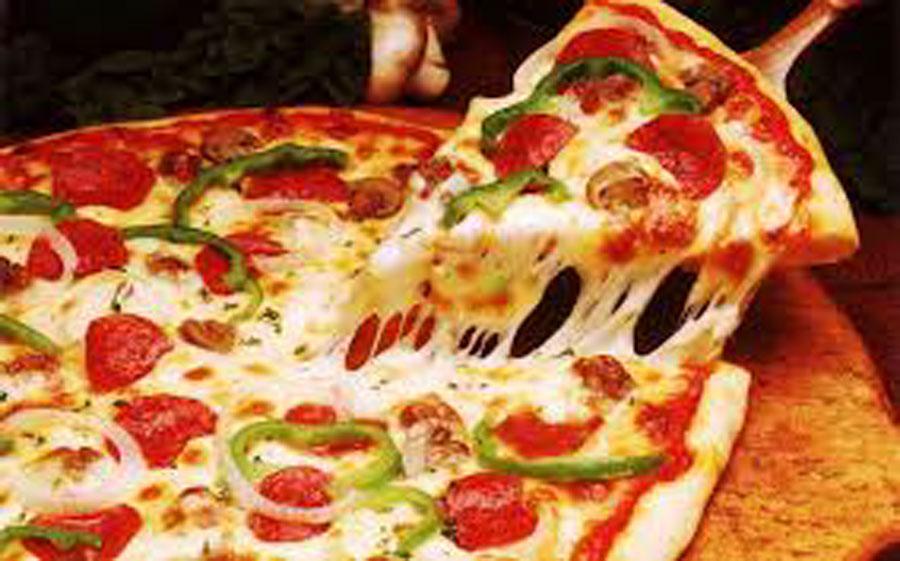 البيتزا الإيطالي بالجبن