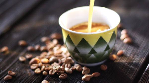 تحضير القهوة السعودية