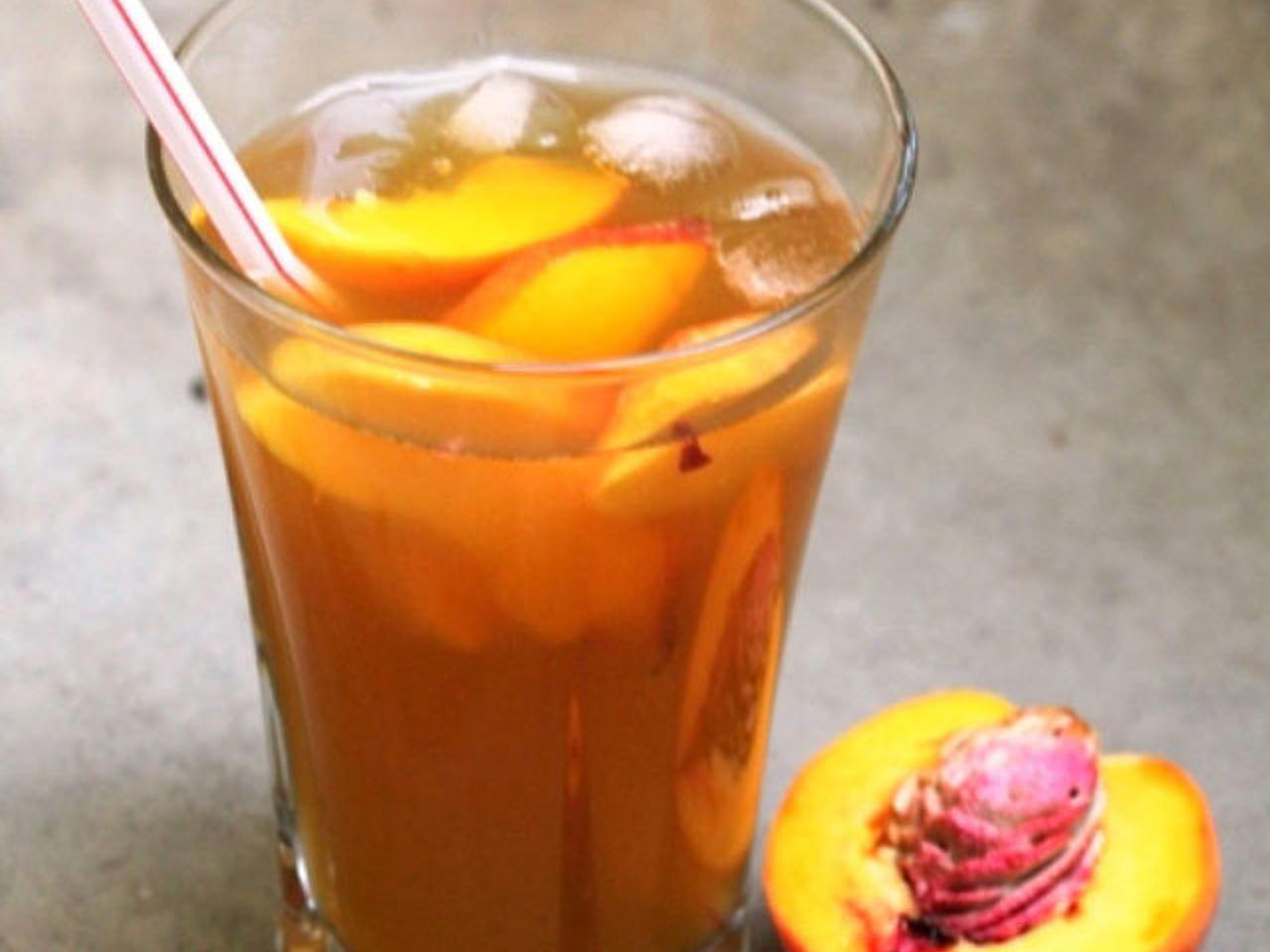 مشروبات باردة ومنعشة في الصيف