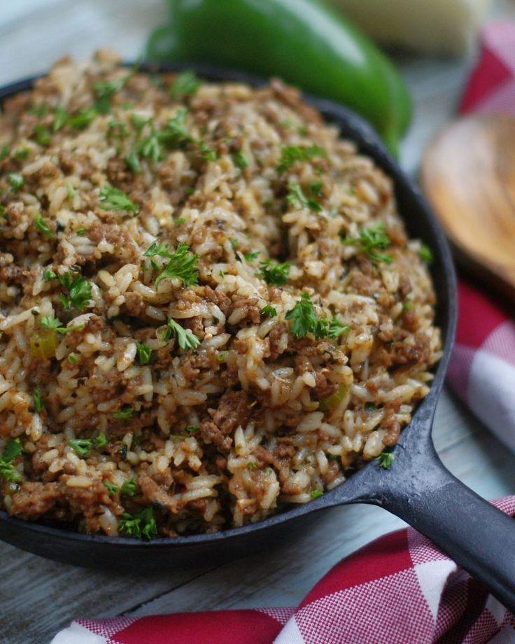 الأرز بالكبد